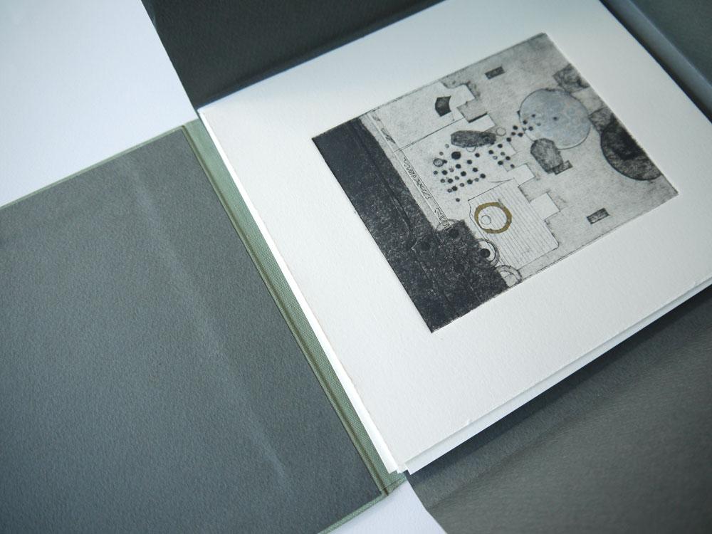 Susie Wilson, Altered Plan - Portfolio of 7 Collagraphs, 18.5 cm x 21 cm, Edition of 2, £420